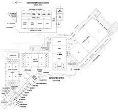 Floor Plan Business Orlando World Center Marriott