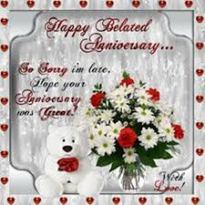 wedding wishes late anniversary wishes belated wishes greetings pictures wish