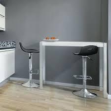 table console pour cuisine console snack cuisine table de bar cuisine haute trendy sobuy ogt