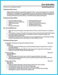 Substance Abuse Counselor Resume Sample by Cool Cocktail Server Resume Skills To Convince Restaurants Or Café