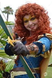 merida wig brave u2013 golden lasso