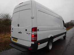 used 2012 mercedes benz sprinter 516 cdi 4x4 lwb high roof for