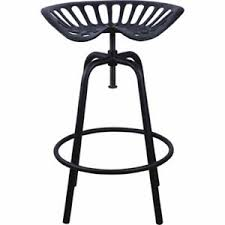 Tractor Seat Bar Stool Tractor Seat Stool Black At Tractor Supply Co