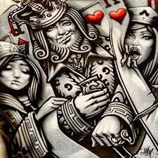 best 25 card tattoo ideas on pinterest one card tarot calavera