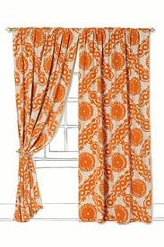 Curtains Printed Designs Ratio Curtain Anthropologie I Bet My Mom Could Make Me Something