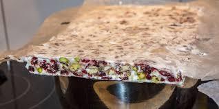 gluten free vegan and non vegan nougat recipe cooking adventrues
