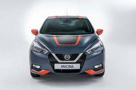 nissan micra nissan micra bose limited edition coming in 3 000 examples