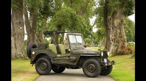 army jeep willys m38 military jeep