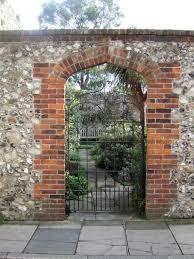 Secret Garden Wall by Secret Garden Gothic Gate By Illusio Stock On Deviantart