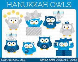 hanukkah sale 50 sale hanukkah owls menorah yamaka dreidel