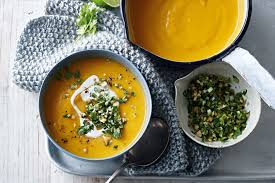 Thai Red Pumpkin Curry Recipe by Thai Style Pumpkin Soup