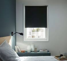 stores pour chambres à coucher moderne solide blackout rideaux pour chambre à coucher salon
