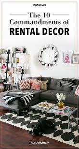 rental house decorating ideas