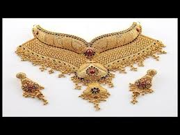 wedding jewelry choker necklace images Indian wedding jewellery choker necklace designs jpg