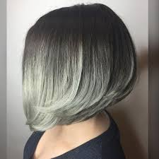 haircut with weight line photo 5742 best graue haare images on pinterest grey hair hair cut