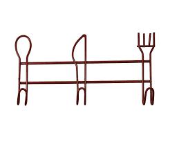 porte torchons cuisine patere de cuisine porte torchon accroche gant manique forme