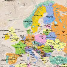 Monte Carlo Map Bilder Weltkarte Pinnwand Deutsch Holzfaserplatte Wandbild Mit