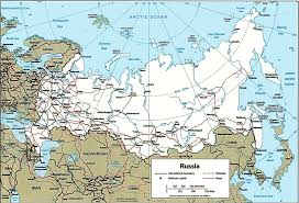 Stalingrad On Map Maps Of Russia And The Soviet Union