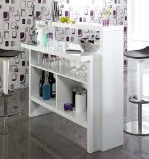 Wohnzimmer Bar Z Ich Hausbar Bar Minibar Scully Weiß Hochglanz B H T 130x110x50