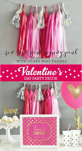 Valentine S Day Party Decor by Valentines Day Party Supplies Valentines Day Party Decorations