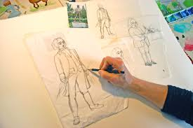 Drawings Of Children Working In A Garden First Garden The White House Garden And How It Grew Robbin