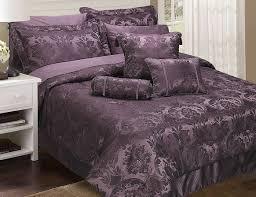 Damask Duvet Cover King Duvet Cover Purple Comforter Design Color Duvet Cover Purple
