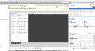 full stack java web dev with vaadin