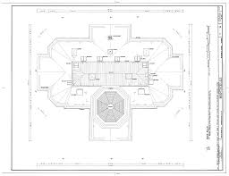 floor plan of monticello plans for bremo in fluvanna county virginia thomas jefferson