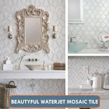 Marble Mosaic Floor Tile Mosaic Floor Tile Marble Mosaic Tile Calacatta Gold Marble