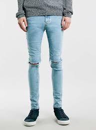 mens light blue jeans skinny light blue ripped spray on skinny jeans skinny jeans