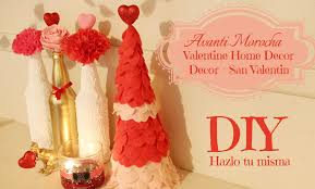 Valentine Day Home Decor by Diy Valentine Ideas Para San Valentin Love Tree Valentine U0027s