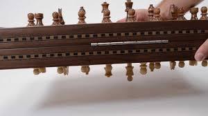 new decorative folding wood magnetic chess sets youtube