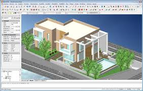 4d Home Design Software 3d House Idea Architecture 3d Bim Architectural Software In