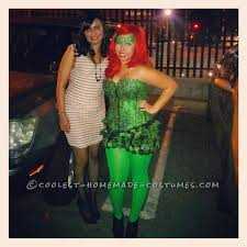 Poison Ivy Womens Halloween Costumes Diy Poison Ivy Halloween Costume Poison Ivy Halloween Costume