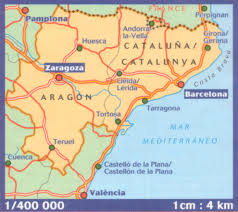 Spain Map Melbourne Map Centre Spain Regions