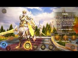 crusaders of light mmorpg crusaders of light gameplay android ios mmorpg game for paladin