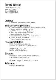 college graduate resumes resume template college graduate resume for college student