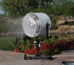 outdoor cooling rentals air conditioners u0026 misting systems