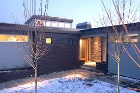 Mid Century Modern Ranch Build Llc Halladay Street Remodel