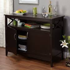 buffet kitchen furniture furniture added storage and workspace with buffet server cabinet