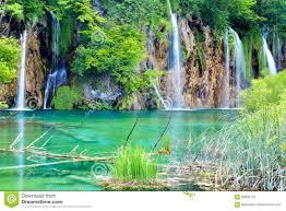 one of the most beautiful places in the world plitvice croatia