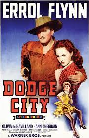 film de cowboy dodge city 11x17 movie poster 1939 movie cowboys pinterest