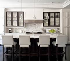 kitchen cabinets in dark wood top preferred home design