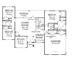 plans for house small open concept house plans 100 images live large in a