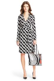dvf wrap dress dvf the new jeanne two wrap dress is a modern take on the