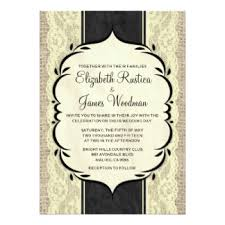 Burlap And Lace Wedding Invitations Burlap And Lace Wedding Invitations U0026 Announcements Zazzle Co Uk