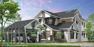 ultra contemporary homes collection modern house plan kerala photos impressive home