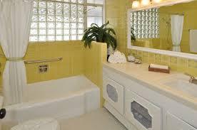 yellow bathroom decorating ideas bathroom astonishing small bathroom decoration with white vanity
