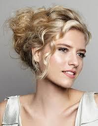 Hochsteckfrisurenen F Lockiges Haar by 39 Besten Tracy Bilder Auf Up Frisur Hochzeit