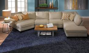 Blue Leather Sectional Sofa Sectional Sofa With Cuddler Chaise Cleanupflorida Com